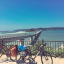 大学生の自転車日本縦断