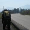 再びの渋峠 雪の回廊