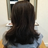 merrygateの縮毛矯正はシアバターとホホバオイル、ヒマシオイル配合の柔らかストレートです。 (川越 本川越 美容室 美容院 merrygate 氷川神社)