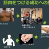 筋肉をつける成功への旅