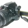 一眼レフカメラを買ったがとっても楽しい