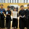 H28年度吹田市長杯剣道大会団体戦の結果