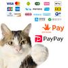 PayPay100億円キャンペーン再び…ネコソダテで使えるお支払い方法