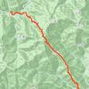 熊野古道トレイル 熊野古道 三浦峠越え