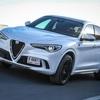 ● アルファロメオ SUV ステルヴィオ、日本導入に先駆け欧州で価格が発表