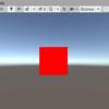 【Unity-Shader】#01 オブジェクトを単色で塗りつぶす