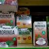 トリニのモリンガ茶が、がんばってる!