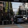 中原街道のトンネル富士