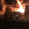 薪ストーブの無煙について考える