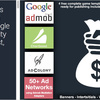 Very Simple Ads Monetization & Mediation (Google Mobile Ads, Unity Ads, Chartboost, ADColony) 各社バナー広告をまとめた収益システムを簡単実装