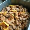 豚のトマト煮 モロッコ風