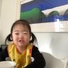 装具の調整へGO(3歳3ヶ月)