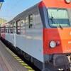 REX S20(Blatislava→Vienna):2nd Class