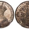 イギリス1847年ヴィクトリア女王ゴシッククラウン銀貨NGC PF64