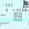 京王多摩センター駅のハローキティ無効印