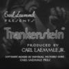 映画「フランケンシュタイン」(1931年)