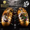 ガシャポン『BUGARTS 風神雷神図』可動フィギュア【バンダイ】より2020年2月発売予定♪