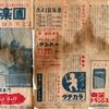 後楽園ガイド 1958年(昭和33年)10月号 日本シリーズは伝説の西鉄vs巨人、日米野球はスタン・ミュージアル率いるセントルイス・カージナルスが来日!後楽園球場