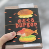 のと千里浜ののどぐろ祭で「のどぐろバーガー」を食べる
