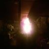 前夜祭と「目覚めた者へのメッセージ」 ハラのRAVEパーティー日記
