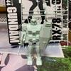 「日経キャラクターズ」付録25周年記念ガンプラを組み立てたよ