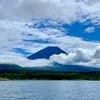 【本栖湖】キャンプで富士山見ながらカヌー遊び!