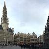 ブリュッセルからこんにちは1: 食べ物とBD!
