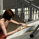 こじらせ建築女子のSims3