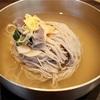 高級店ポンピヤンで平壌式冷麺を食べてみる