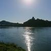 今日の犬山城は…『台風に備えよ❗』