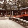 【生島足島神社】朱の色が目を引く美しい神社で心の平穏を