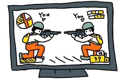 【オンラインゲームの中毒性やばい】本当の敵は相手は自分自身だと思う。