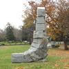 常磐公園の野外彫刻の想い出