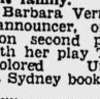 Barbara Vernon (writer)