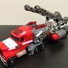 「ドライブヘッド シンクロ合体シリーズ サポートビークル 02 ファイヤートラック」を解説!【トミカハイパーレスキュードライブヘッド】