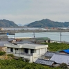 大三島 宗方海岸の養殖池(仮称)(愛媛県大三島)
