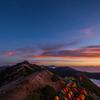 【登山記】 テント場からの風景が素晴らしい燕岳を登山して来たよ!!