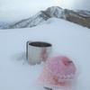 ◆2/16      金峰山~鎧ヶ峰 雪いっぱい④…山頂~下山。