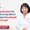 Đừng chủ quan với sai lầm trong điều trị gout dựa trên nồng độ axit uric máu