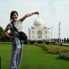 インド2日目② ータージマハルの息をのむ美しさと、インド人の商魂たくましさを感じる!ー