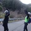パンのためには山を越え、初の入山峠ライド