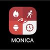 摂取カロリー&糖質のリアルタイム管理アプリ MONICA