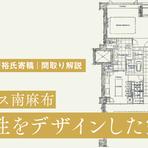 専門家 坂根康裕氏による間取り解説|ザ・ハウス南麻布『実用性をデザインした空間』