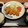【チムニー株主優待】はなの舞、八王子南口店で日替わりのカキフライ定食