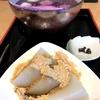 亀戸にある船橋屋の元祖「くず餅」と葛餅とわらび餅との違い