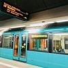 フランクフルトのトラムと地下鉄マップ(すごく便利で見やすい!)と乗り方