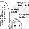 「私を球場に連れてって!」の元ネタ紹介3巻前半!