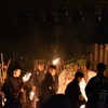 8 東大寺 二月堂 お水取り/籠松明と「お水取り」