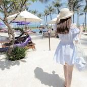 【海外旅行】リゾートファッションには『オフショルワンピ』が大正解な7つの理由♡