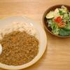 レンズ豆とひき肉のキーマカレー